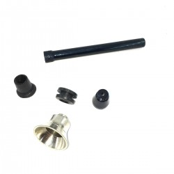 Scuba Joint Foyer Black Sleeve Bang Pipe
