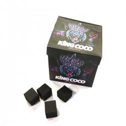 Coal King Coco 1kg Natural Cube Shisha