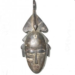 Koulango Mask Old Ethnie Ivory Coast Collection