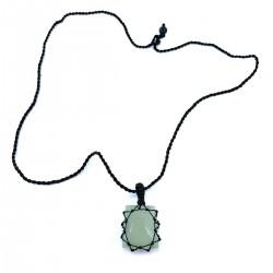Green Pierre Necklace New Jade pendant