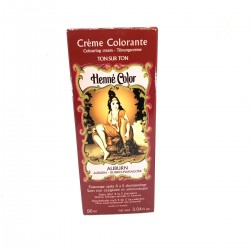 Henné Cream Auburn Natural Hair Coloring