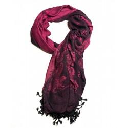 Pashmina Om Ganesh Buddhism scarf