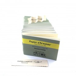 Paper Notebook Armenie Traditional Incense France