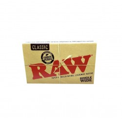 Classic Sheets RAW Paper Roll Cigarettes