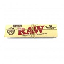 Sheets Cartons RAW Slim Roll Natural Smoking