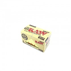 Roll Leaves RAW Roll Roll Cigarettes Natural Smoker