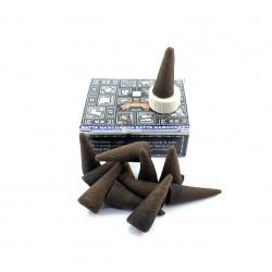 Incense Cones Super Hit Masala Natural Satya Relaxation