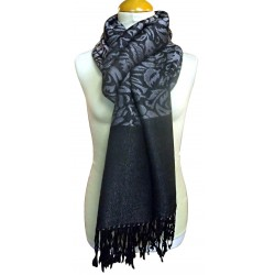 Pashmina Scarf India Ethnic Tradition Fashion Scarf Etole Chale