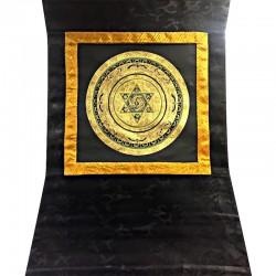 Thangka Tangka Yoga Yantra Tibet Image Painting
