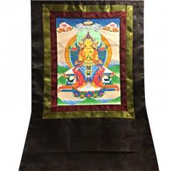 Thangka Tangka Shakyamuni Buddha Bouddha Image Tibet