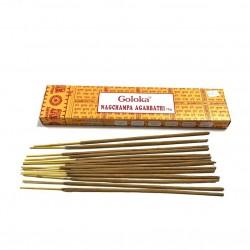 Incense Goloka Batons India Agarbathi Nag Champa