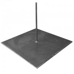 Base Metal Steel Sculpture Easy Fast Sculpture Statue