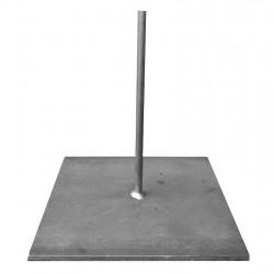 Base Metal Statue Sculpture Stone Easy Fast Steel Stable Steel