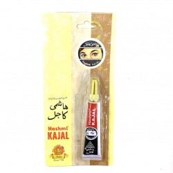 Kolh Natural Makeup Black Eyes Kajal