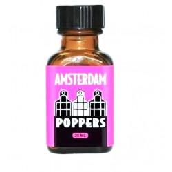 25 ml Poppers Amsterdam bottle.