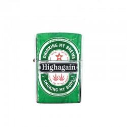 Heineken Leaf Storm Essence Lighter