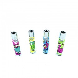 Clipper lighter Collection of mutant animals