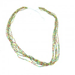 Necklace Baya Reins Pearls Africa Jewel Hips Woman