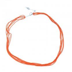 Baya Orange Necklace