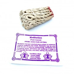 Nepal Meditation Braid Incense