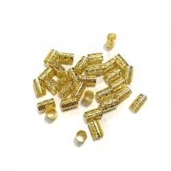 Metal Rings to Crush Gold