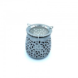 Burning Resin Incense Candle