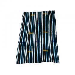 Traditional Danfani fabric from Burkina Faso