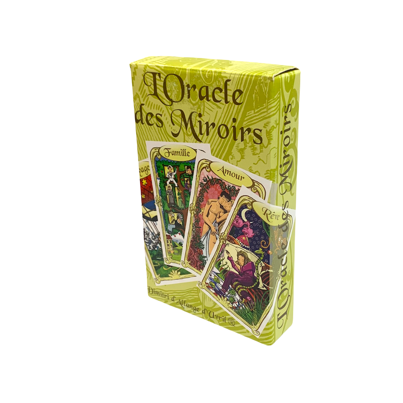 Divination The Oracle of Mirrors