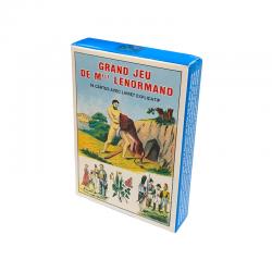 Gran juego de cartas favorito Mademoiselle Lenormand
