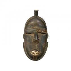 Máscara de la etnia Koulango de Costa de Marfil