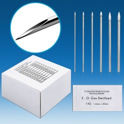 Needle Piercing Sterilized 1mm Special Drilling Surgical Body
