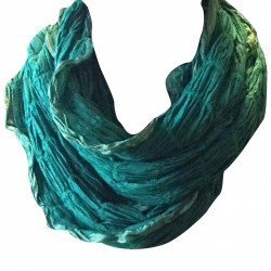 Scarf Scarf Cotton Infinite Men's Color Fabric India
