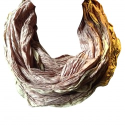 Scarf Scarf Cotton Infinite Men's Color Fabric India