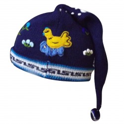 Child Cap Peru Winters Colorful Wool Hat