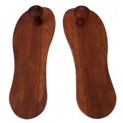 Sandals Monk Tibet Buddhist Tongs Buddhism Shoes