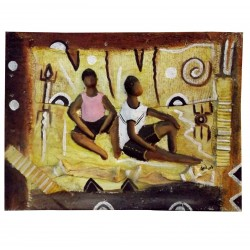 Table Bas Relief Africa Beach Holidays African Contemporary Art