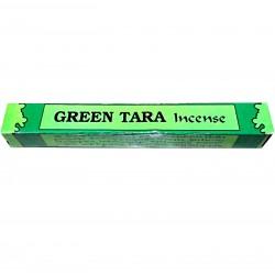 Incense Tibetain Tibet Green Tara Deesse Batons Nepal Natural
