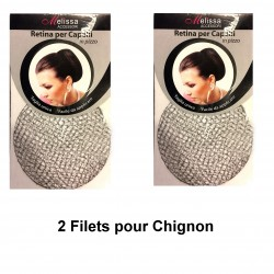 Filet Chignon Wig Hairstyle Maintaining Chignons Hairstyle