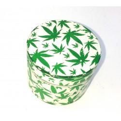 Grinder Leaves Cannabis Pastry Blender