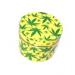 Grinder Leaves Cannabis Mixer Mixer