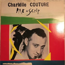 """Disc 33 Tours Charlelie Couture """"Art - Scalp"""""""