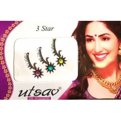 Bindi Bindis Bijou Body Sticker Indian