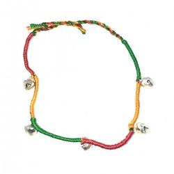 Bracelet Chevilles Clochettes Rasta Grelot PIeds
