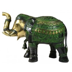 Elephant Geant Bronze India Asia Animal Collection
