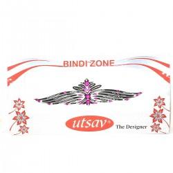 Bindi Indian Jewelry Strass Oriental Skin Sticky