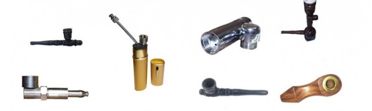 Wooden or metal pipes of all sizes, provenances and appearances.