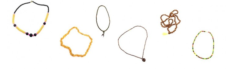 New or old necklaces, from all sources.