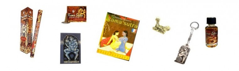 The Kama Sutra under various objects.