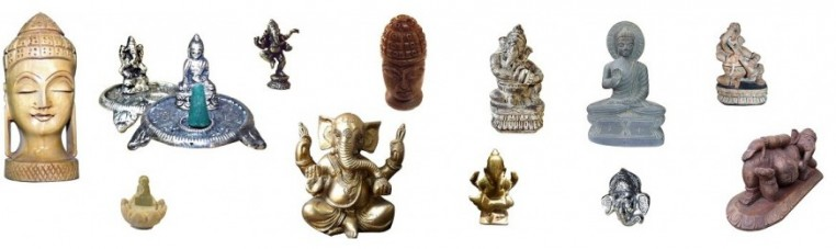 Statues Divinities