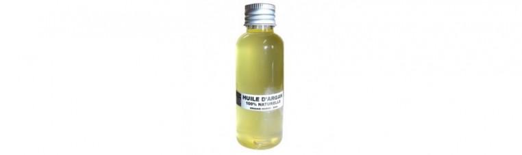 Bottle of argen oil, 100% Natural.